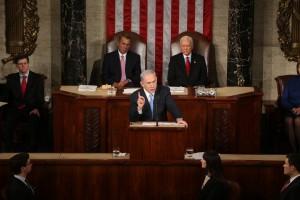 Netanyahu Congress 2015